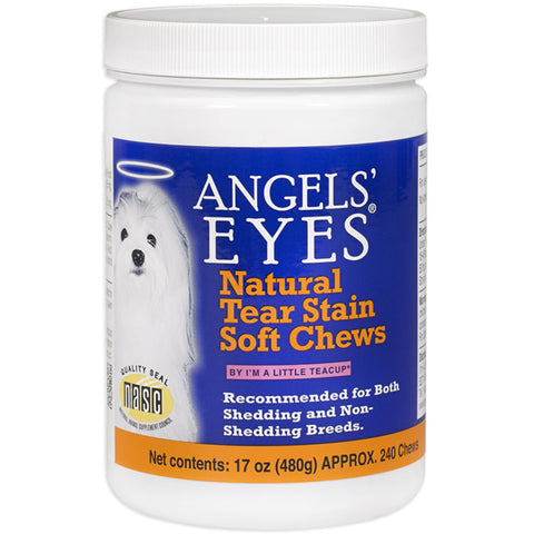 ANGELS' EYES - Natural Tear Stain Soft Chews Chicken Flavor