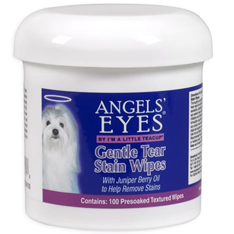 ANGELS' EYES - Gentle Tear Stain Wipes