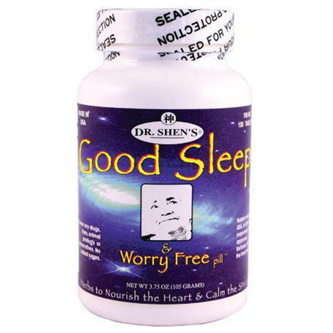 DR SHEN'S - Good Sleep Pills 700 mg Insomnia