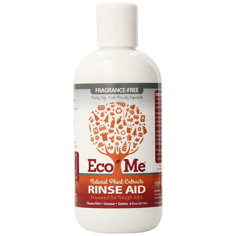ECO-ME - Natural Automatic Dishwasher Rinse Aid, Fragrance-Free
