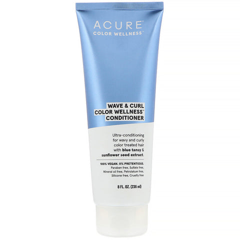 ACURE - Wave & Curl Color Wellness Conditioner