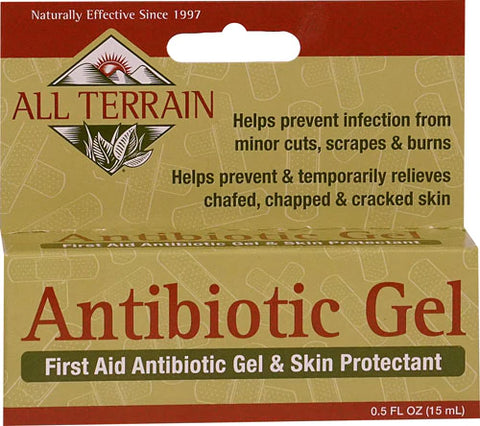 ALL TERRAIN - Antibiotic Gel