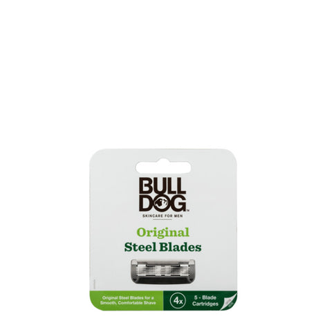 BULLDOG NATURAL SKINCARE - Original Steel Blades