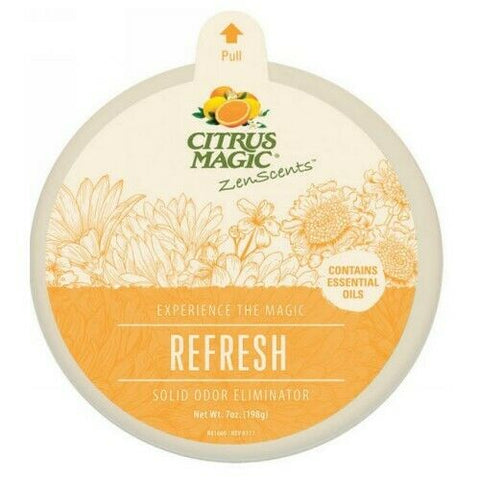 CITRUS MAGIC - ZenScents Solid Odor Eliminator Refresh