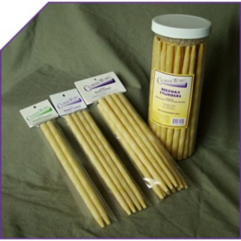 CYLINDER WORKS - Beeswax Cylinders