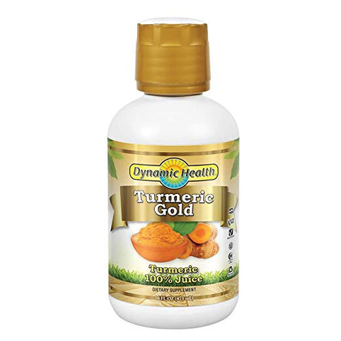 DYNAMIC HEALTH - Turmeric Gold Supplement