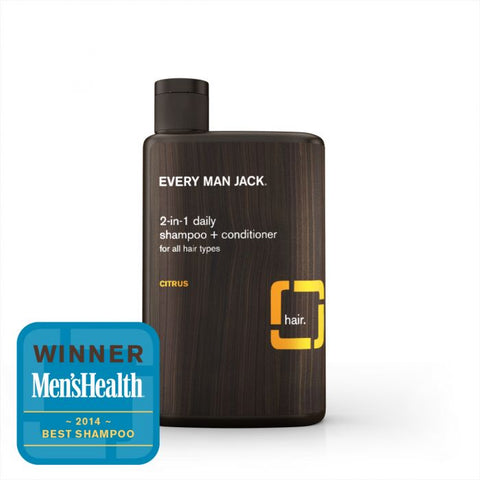 EVERY MAN JACK - 2-In-1 Thickening Shampoo & Conditioner Citrus
