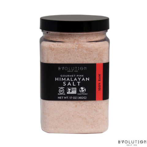 EVOLUTION SALT - Himalayan Gourmet Salt Fine