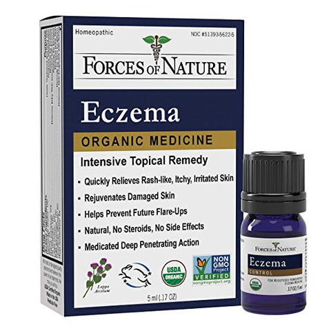 FORCES OF NATURE - Eczema Control