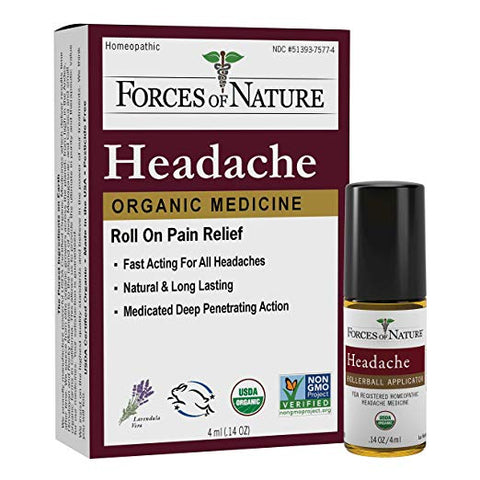 FORCES OF NATURE - Headache Pain Management