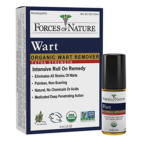 FORCES OF NATURE - Wart Control Extra Strength