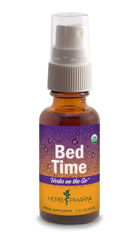 HERB PHARM - Herbs On The Go: Bed Time