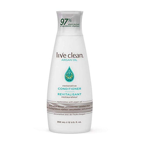 LIVE CLEAN - Argan Oil Restorative Conditioner