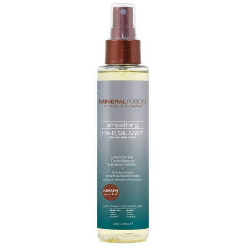 MINERAL FUSION - Smoothing Dry Hair Oil