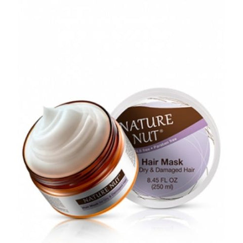 NATURE NUT - Hair Mask for Dry and Damaged Hair