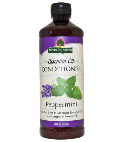 NATURE'S ANSWER - Essential Oil Conditioner Peppermint