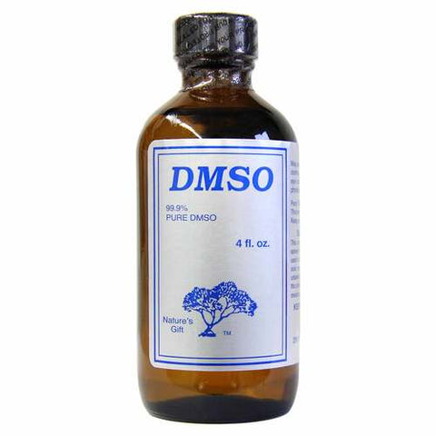 NATURE'S GIFT - 99.9% Pure DMSO Glass