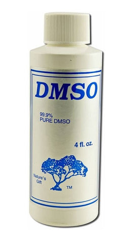 NATURE'S GIFT - 99.9% Pure DMSO Bottle