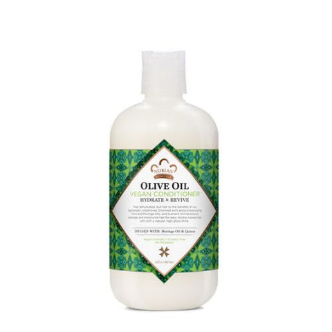 NUBIAN HERITAGE - Olive Oil Vegan Conditioner