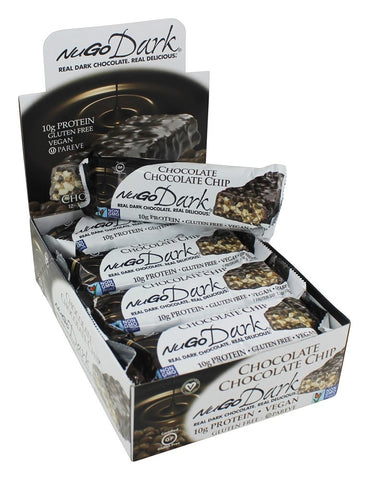 NUGO NUTRITION BAR - Dark Chocolate Bar Chocolate Chip