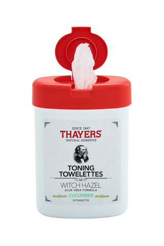 THAYERS - Cucumber Toning Towelettes