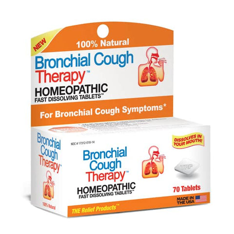 TRP COMPANY - Bronchial Cough Therapy