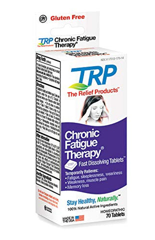 TRP COMPANY - Chronic Fatigue Therapy