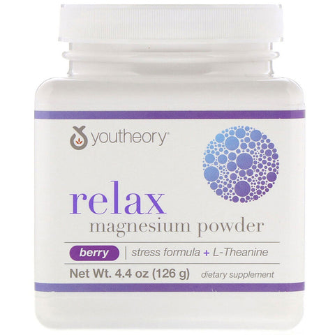 YOUTHEORY - Relax Magnesium Powder