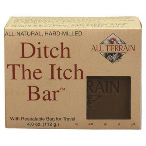 ALL TERRAIN - Ditch The Itch Bar Soap