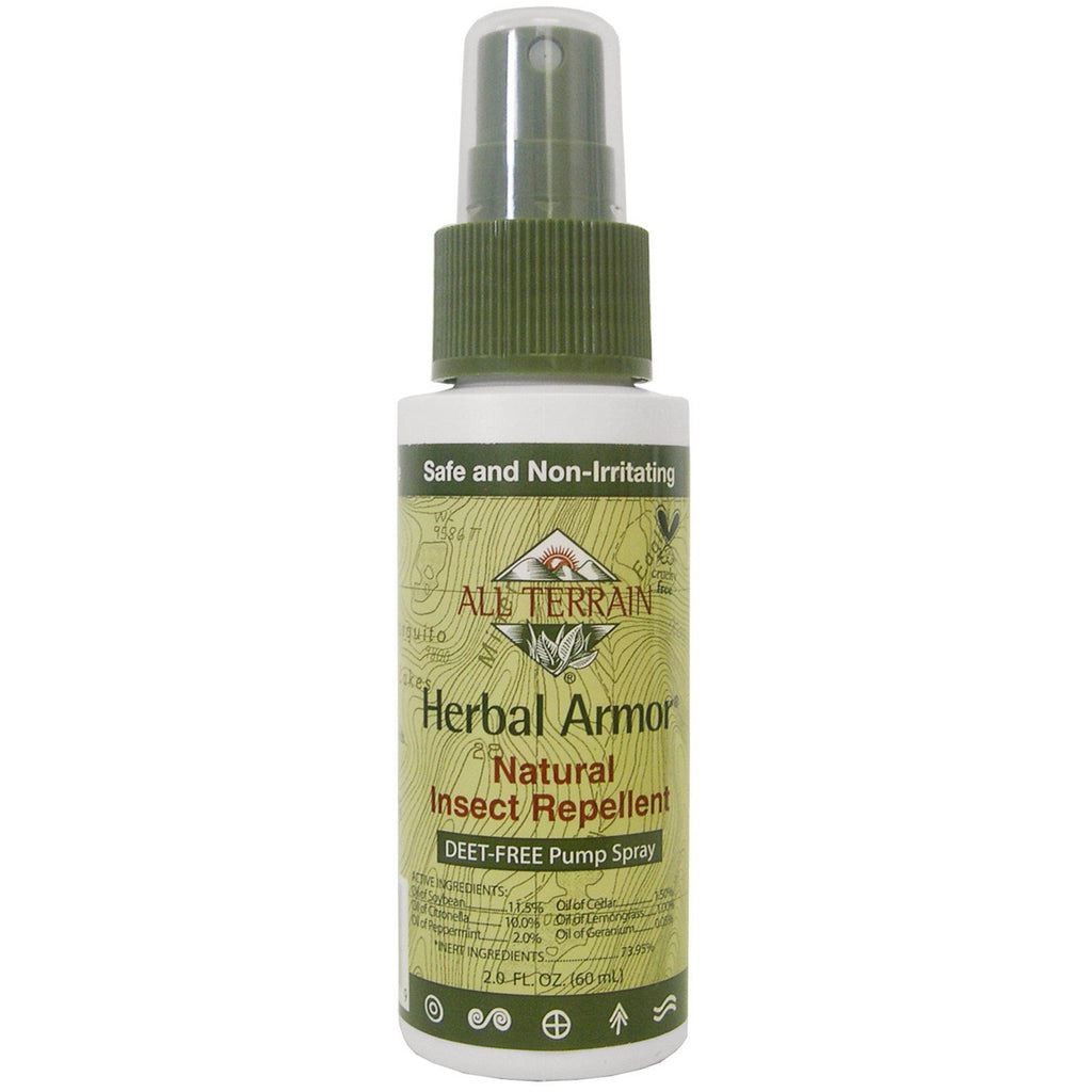 All Terrain Herbal Armor Insect Repellent Spray