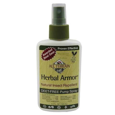 ALL TERRAIN - Herbal Armor Insect Repellant Pump Spray
