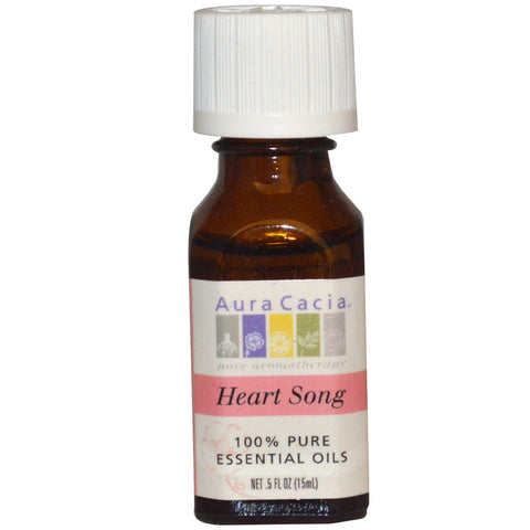 AURA CACIA - 100% Pure Essential Oil Heart Song
