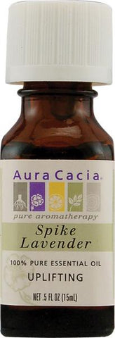 AURA CACIA - 100% Pure Essential Oil Spike Lavender