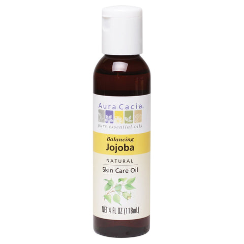 AURA CACIA - Balancing Jojoba Natural Skin Care Oil