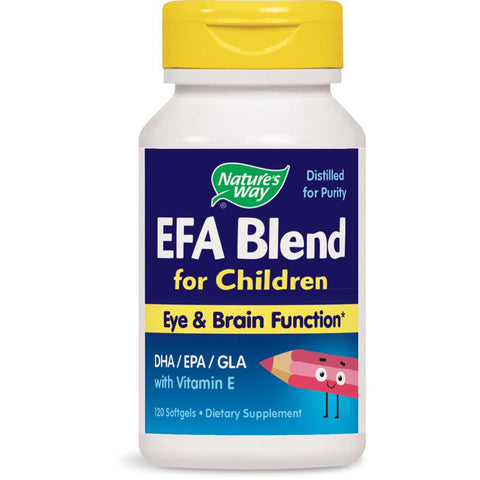 NATURES WAY - EFA Blend for Children
