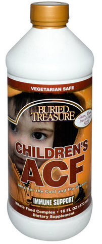 Buried Treasure Childrens ACF