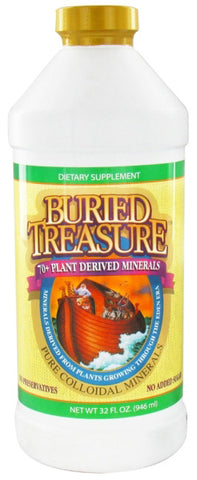 Buried Treasure Colloidal Minerals Pure