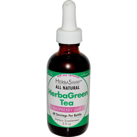Herbal Vedic HerbaGreen Tea Raspberry Lime