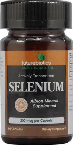 Futurebiotics Selenium 200 mcg