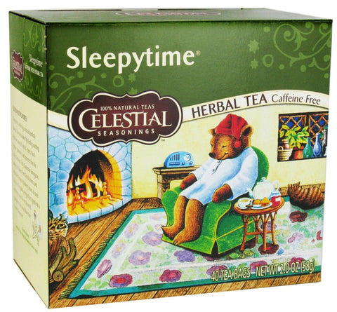 Celestial Seasonings Herbal Tea Sleepytime