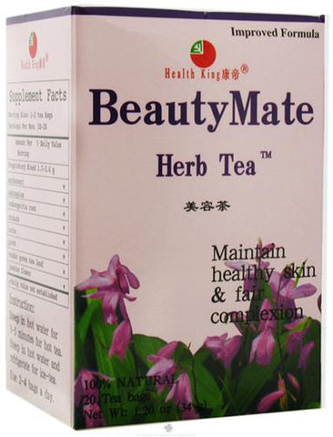 HEALTH KING TEA - BeautyMate Herb Tea