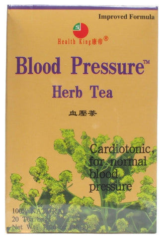 HEALTH KING TEA - Blood Pressure Herb Tea