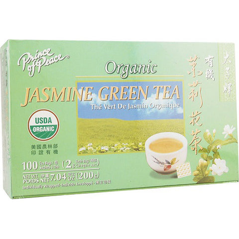 Prince Of Peace Jasmine Green Tea