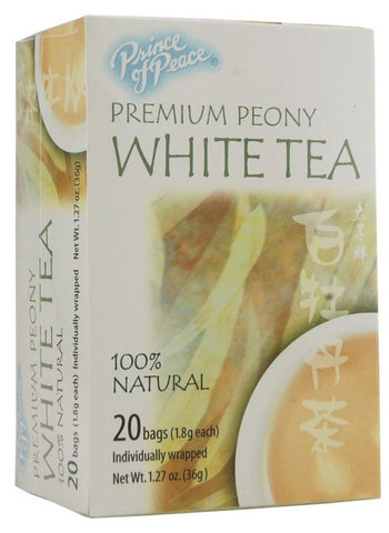 Prince Of Peace Premium Peony White Tea