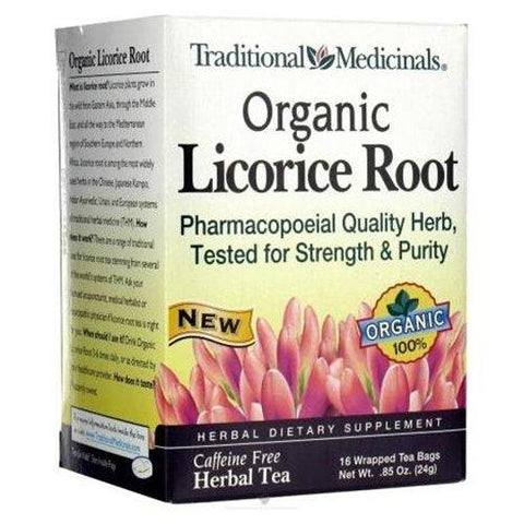 Traditional Medicinal Organic Licorice Root