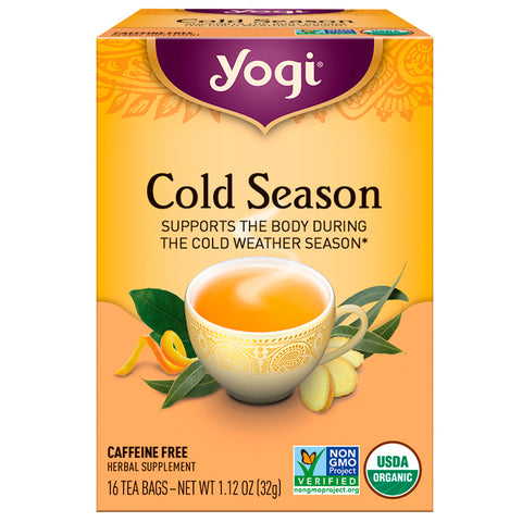 YOGI TEA - Cold Season Tea