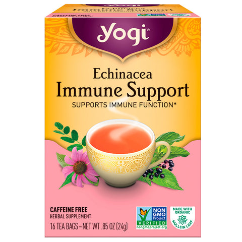 YOGI TEA - Echinacea Immune Support Tea