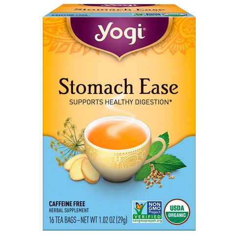 YOGI TEA - Stomach Ease Tea