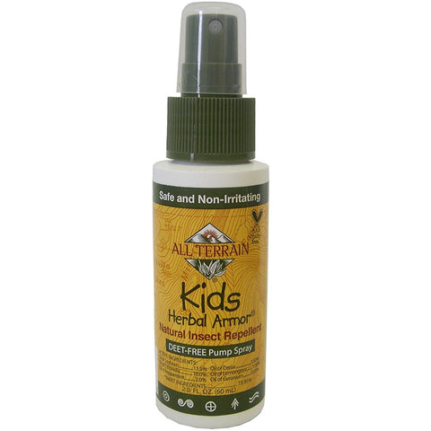 ALL TERRAIN - Kids Herbal Armor Natural Insect Repellent Spray