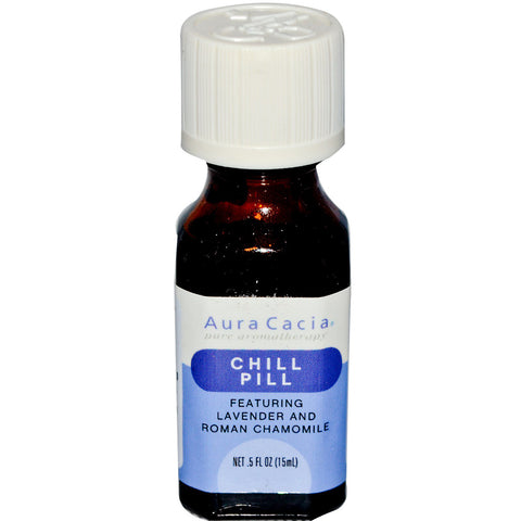 AURA CACIA - Essential Solutions Oil Chill Pill